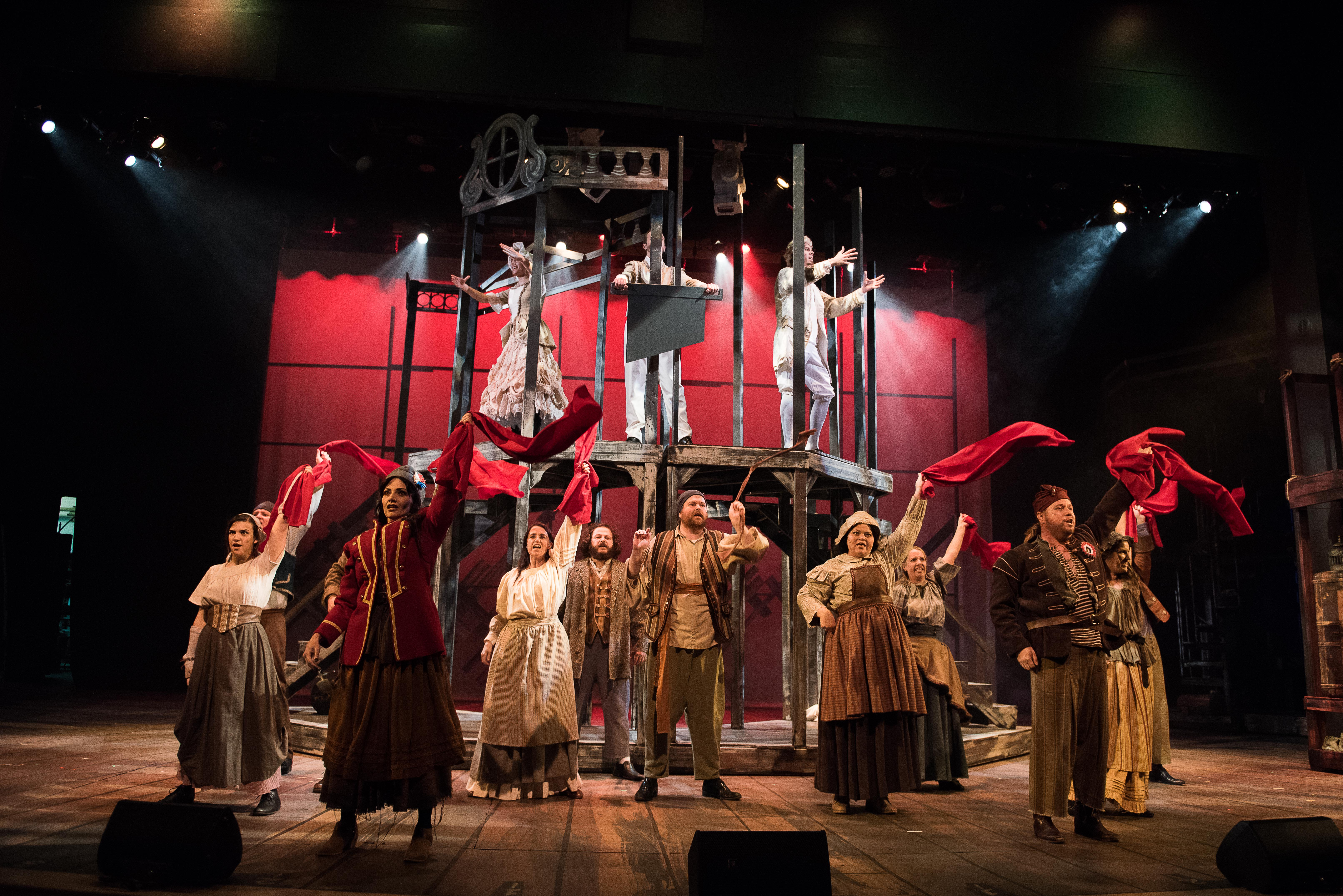 Northern Utah theater: See 'Jekyll & Hyde,' 'A Tale of Two Cities,' more