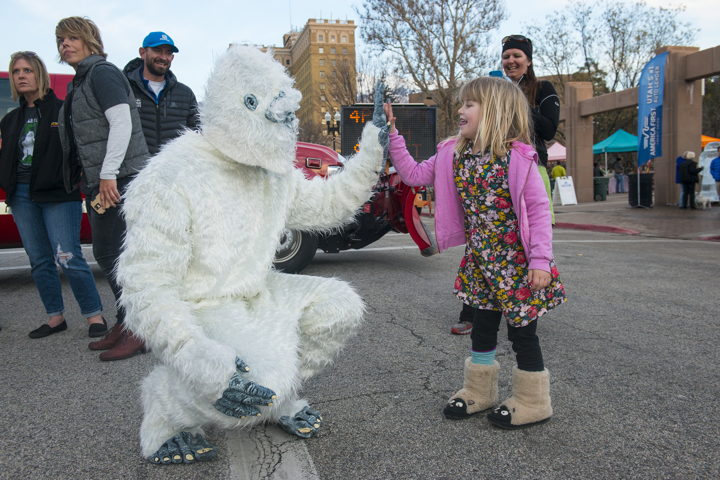 Get Yeti for February's First Friday Art Stroll