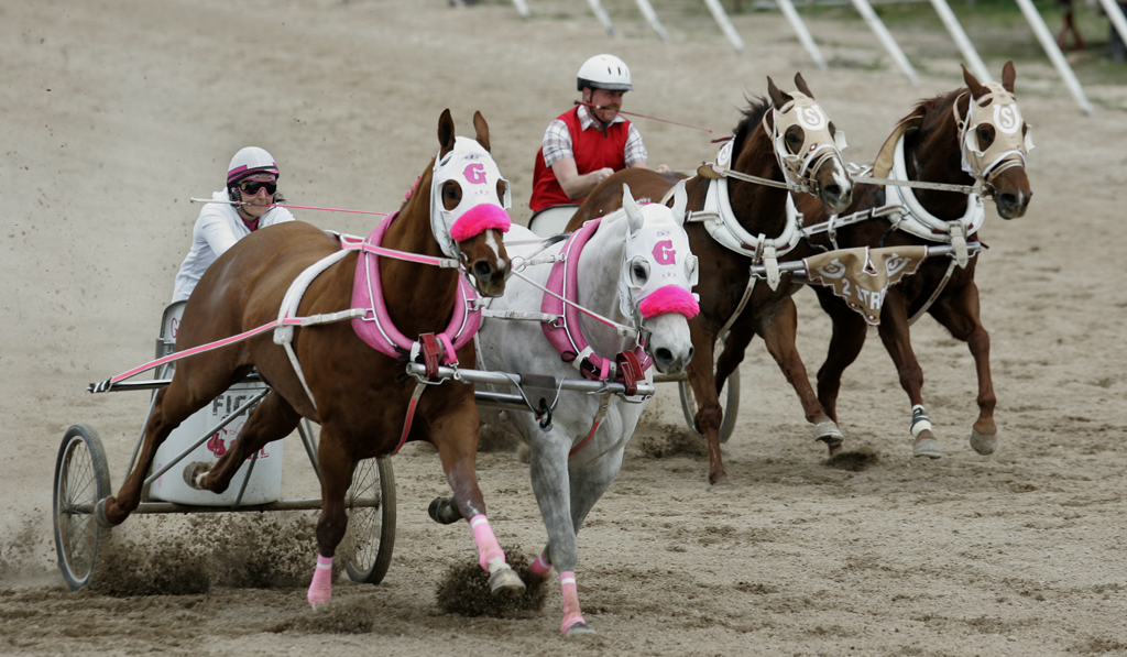 Chariot champs: World Cutter & Chariot Races kick off Friday in Ogden