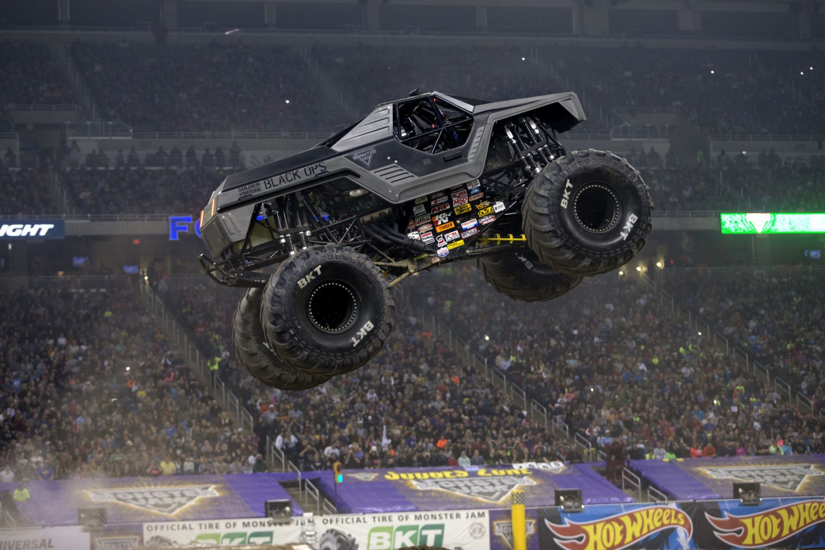 Monster Jam brings really big trucks and more to Salt Lake City this weekend