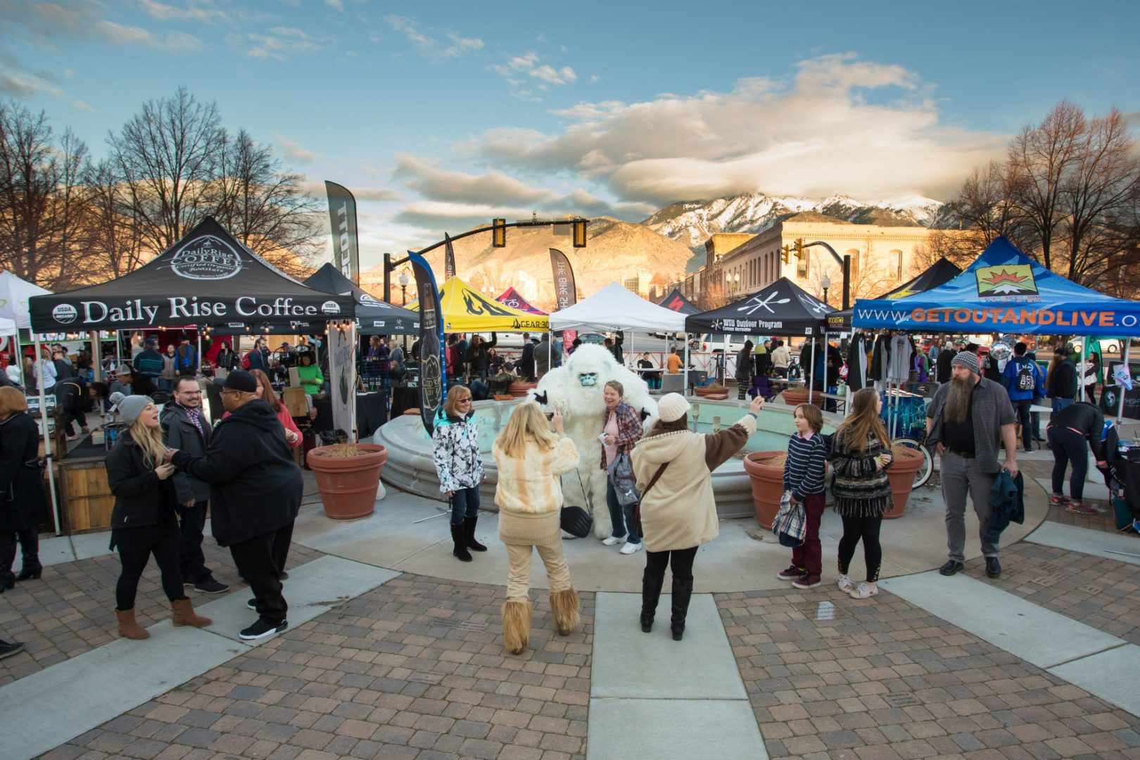 Wasatch Yeti Bash brings art, beer and beards to Ogden's Union Station