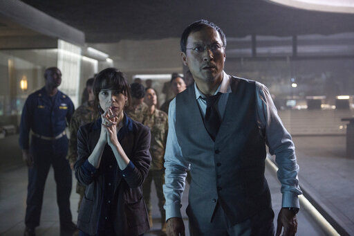 Review: 'Godzilla' is back and doing just fine