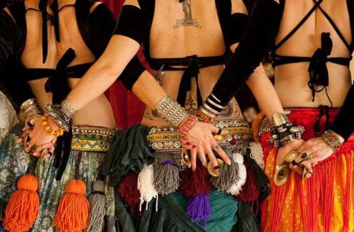 American Tribal Style Belly Dance (ATS) Level 1 & 2with Candace Baker