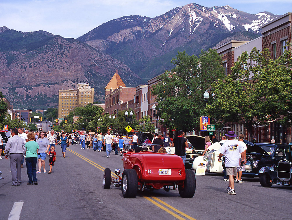 Historic 25th Street Car & Motorcycle Show