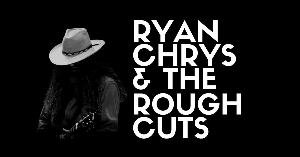 Ryan Chrys and the Rough Cuts at Ogden Unplugged