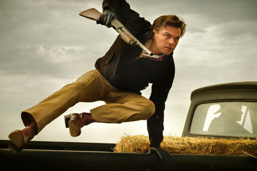 Review: In Tarantino's latest, a radiant Hollywood fable
