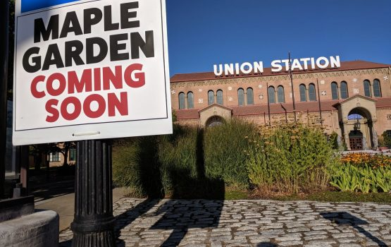 The return of Maple Garden: Chinese restaurant set to reopen in Union Station