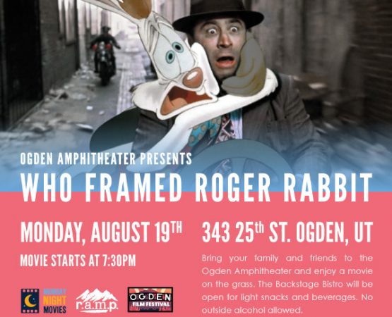 Monday Night Movies-Who Framed Roger Rabbit