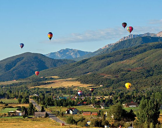 Ogden Valley Balloon & Artists Festival