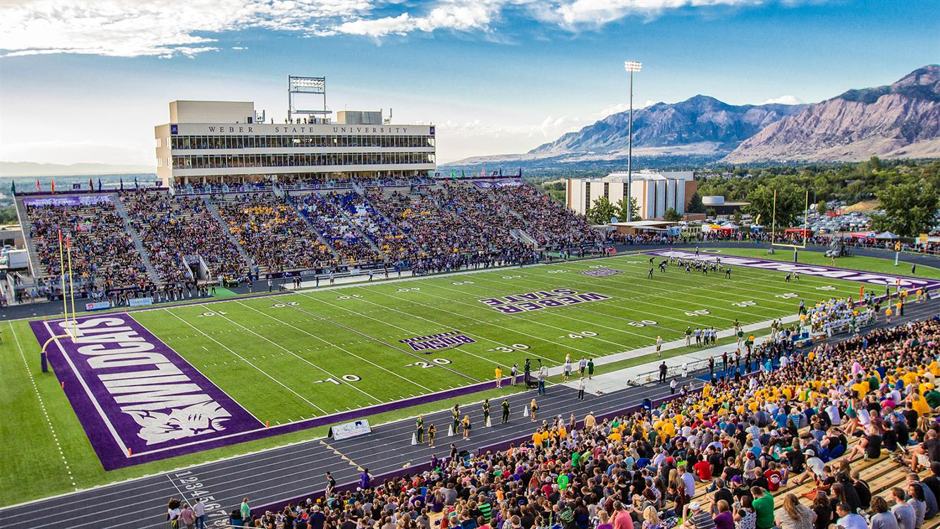 Weber State Football vs Southern Utah - Homecoming
