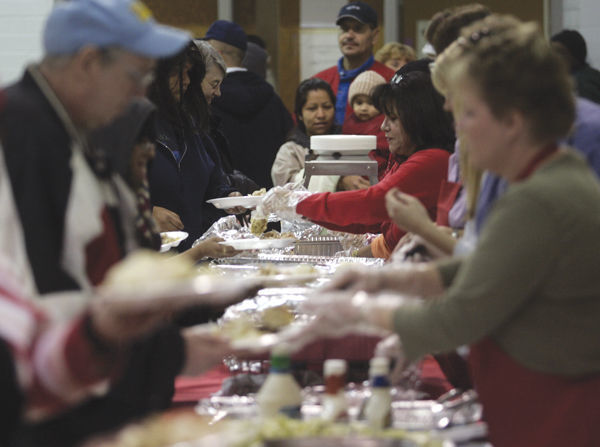 Ogden City Recreation offers free meal, haircuts just in time for Christmas