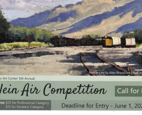 Registration & Stamping for Plein Air Competition