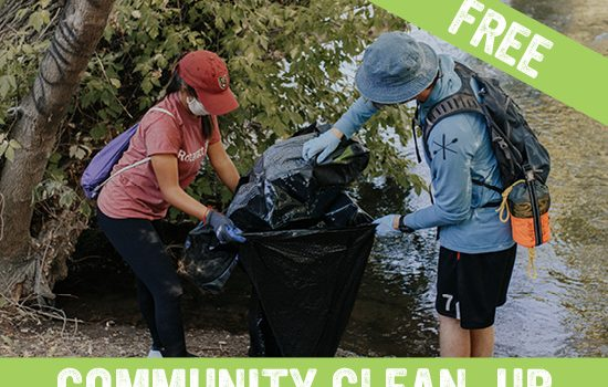 Community Clean-Up/Trail Maintenance with the WSU Outdoor Program