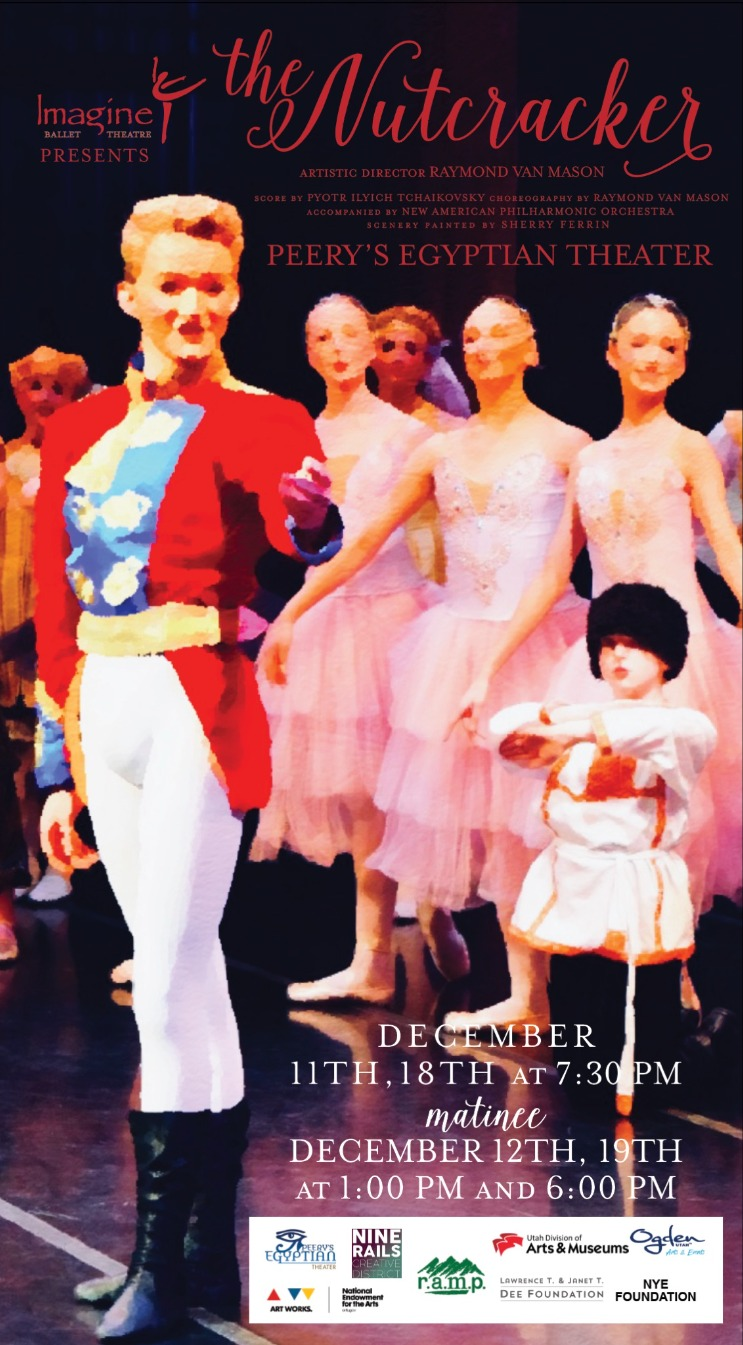 "Imagine Ballet Theatre presents ""The Nutcracker Ballet"""